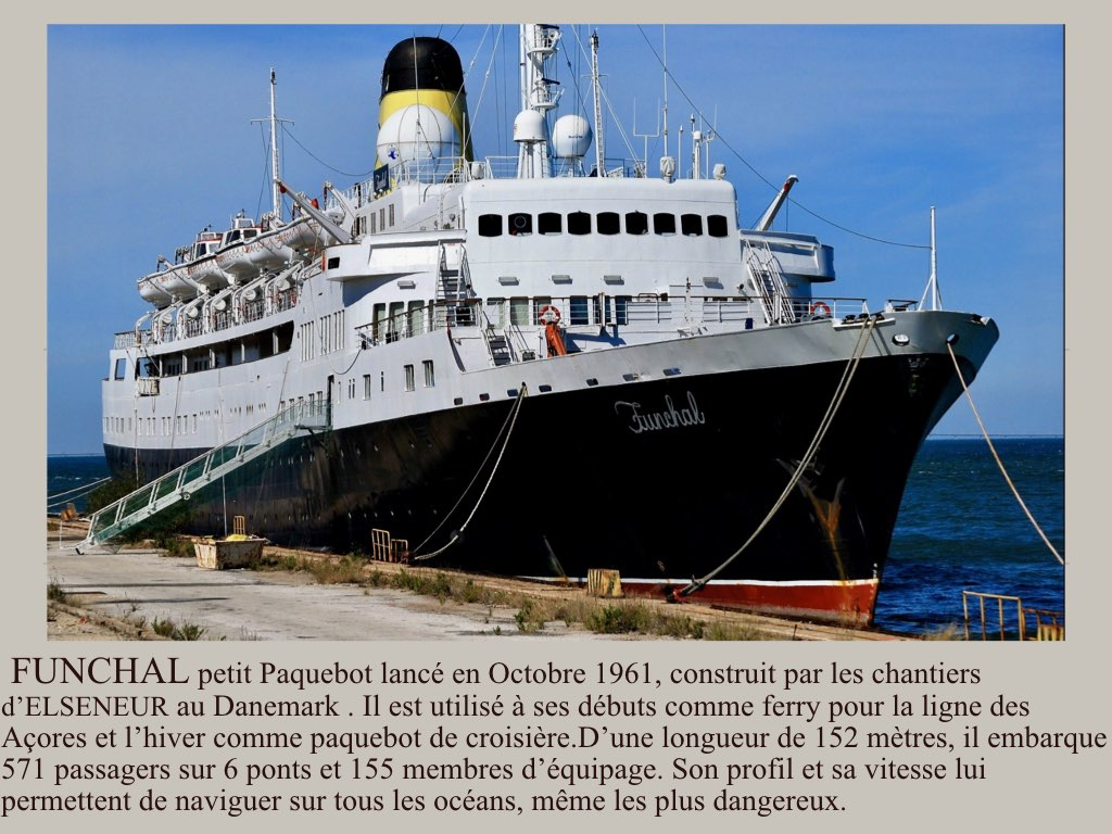 REPORTAGE PAQUEBOT FUNCHAL LISBONNE.001