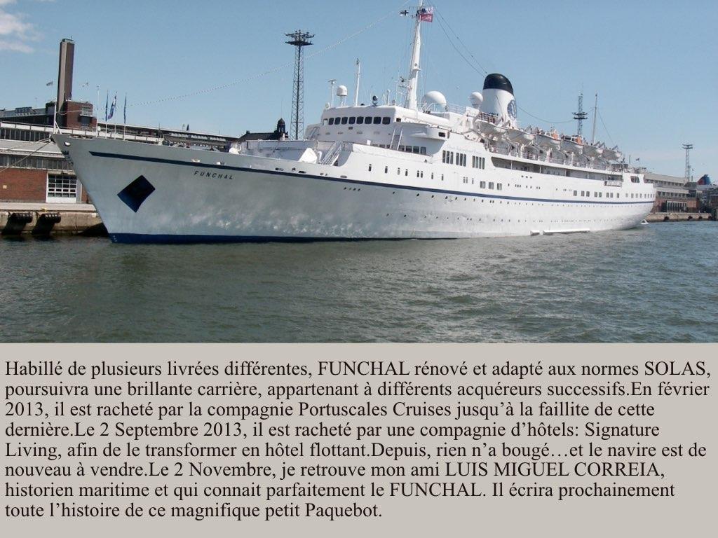REPORTAGE PAQUEBOT FUNCHAL LISBONNE.002