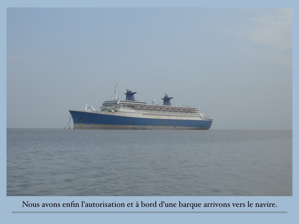 REPORTAGE SS NORWAY ALANG.012