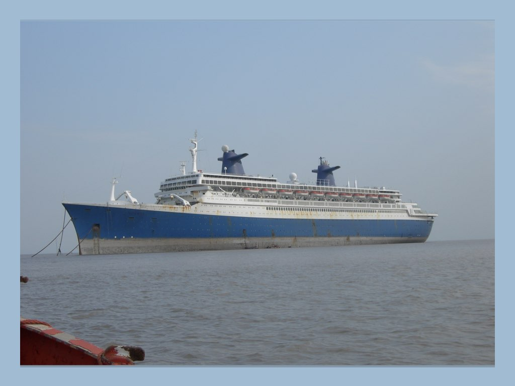 REPORTAGE SS NORWAY ALANG.013