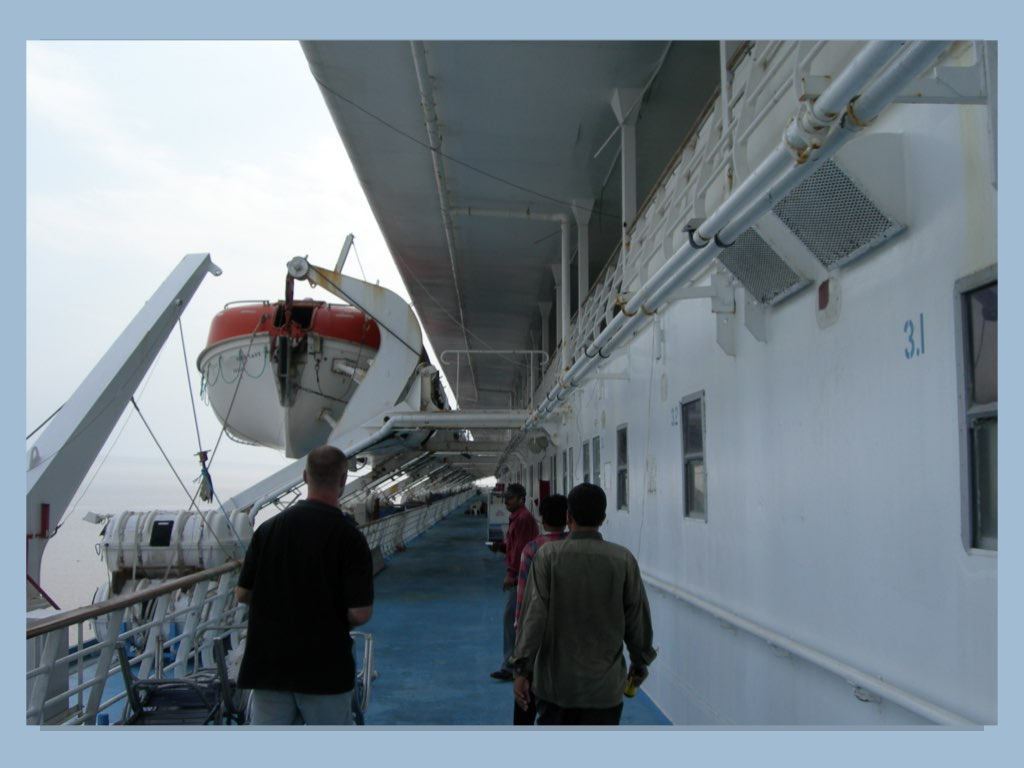REPORTAGE SS NORWAY ALANG.024