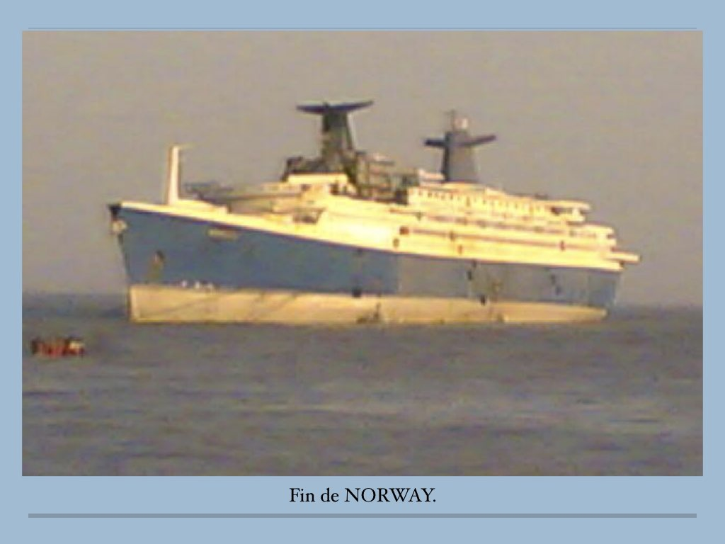 REPORTAGE SS NORWAY ALANG.044