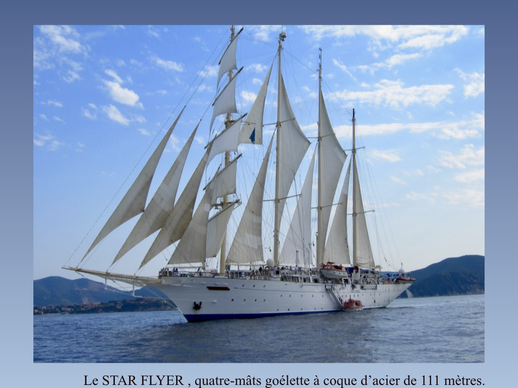 PAQUEBOT ACTUEL STAR CLIPPERS.003