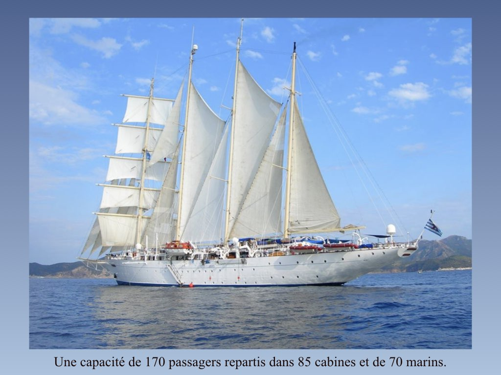 PAQUEBOT ACTUEL STAR CLIPPERS.006