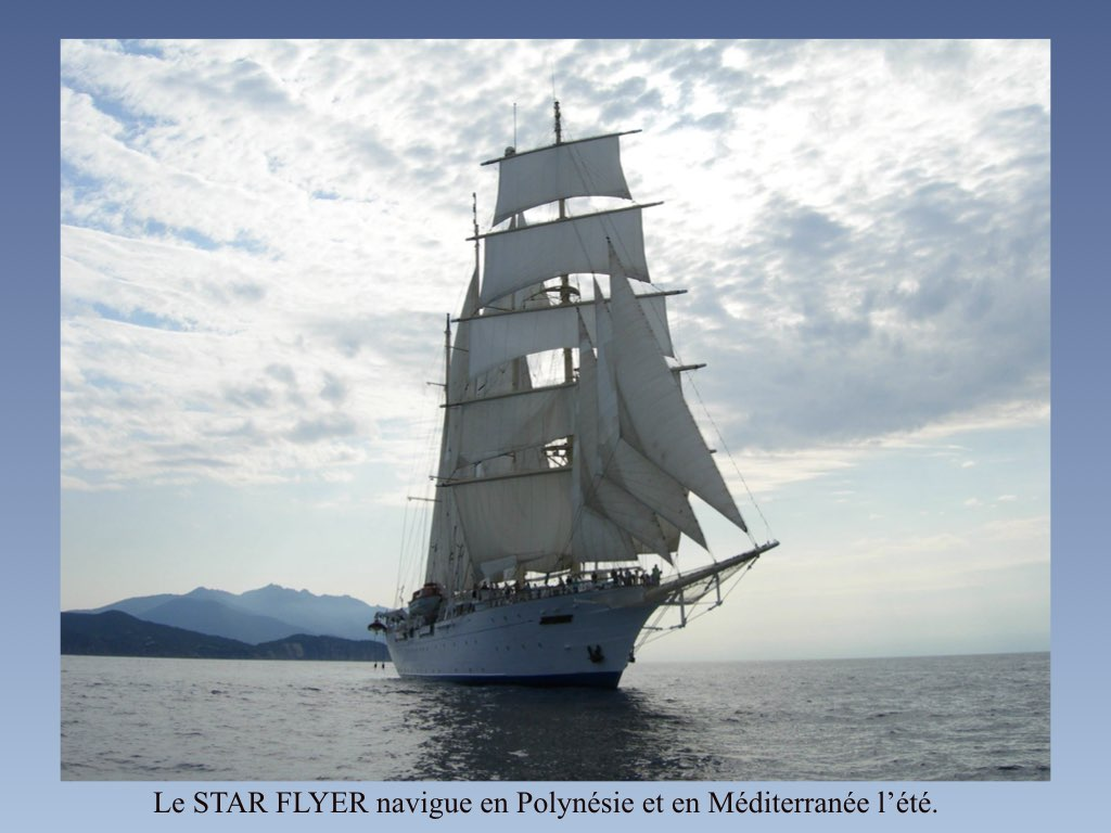 PAQUEBOT ACTUEL STAR CLIPPERS.007