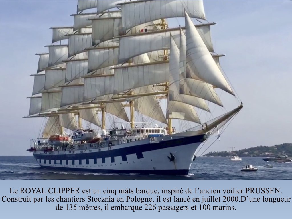 PAQUEBOT ACTUEL STAR CLIPPERS.010
