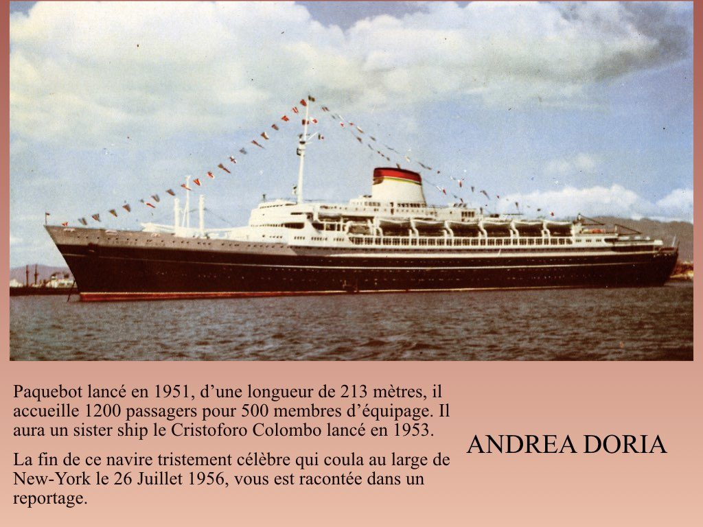 PAQUEBOT DE LEGENDE ANDREA DORIA.001