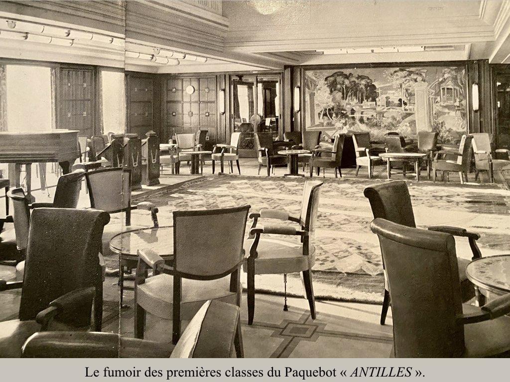 PAQUEBOT DE LEGENDE ANTILLES-2.008