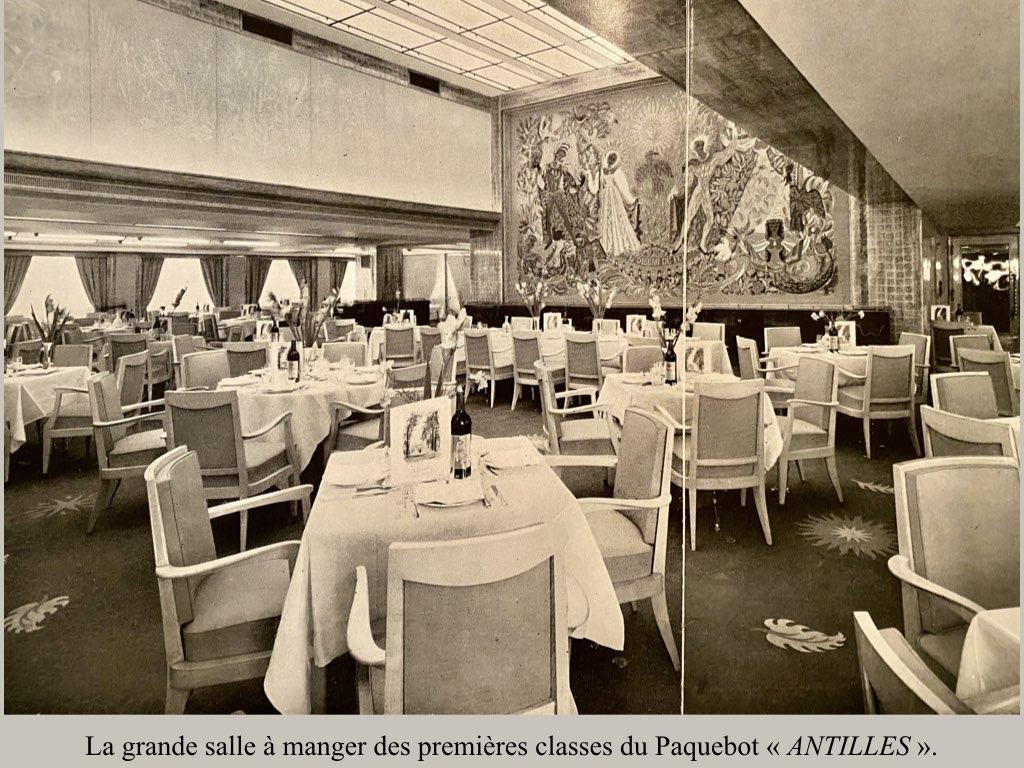 PAQUEBOT DE LEGENDE ANTILLES-2.011