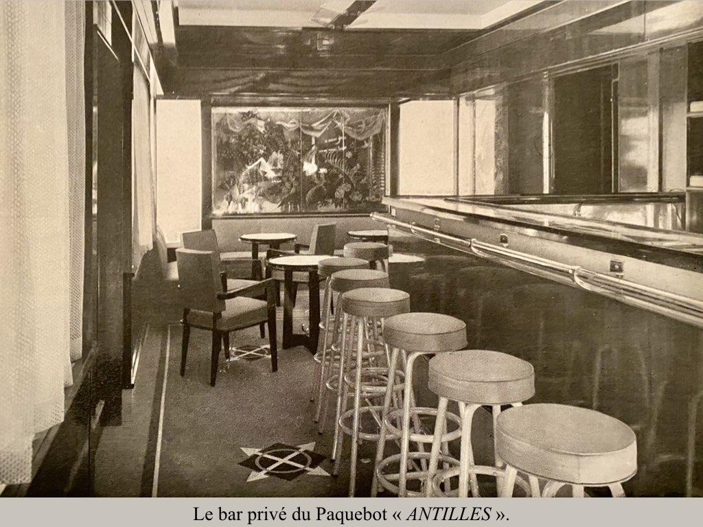 PAQUEBOT DE LEGENDE ANTILLES-2.014