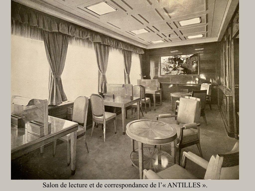 PAQUEBOT DE LEGENDE ANTILLES-2.015