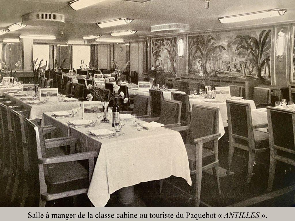 PAQUEBOT DE LEGENDE ANTILLES-2.031