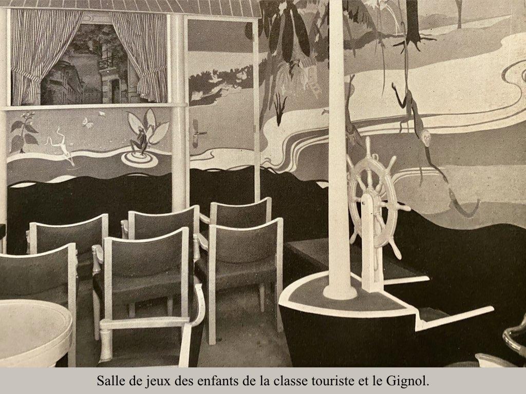 PAQUEBOT DE LEGENDE ANTILLES-2.032