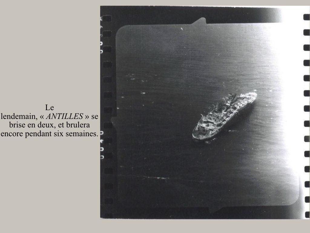 PAQUEBOT DE LEGENDE ANTILLES-2.039