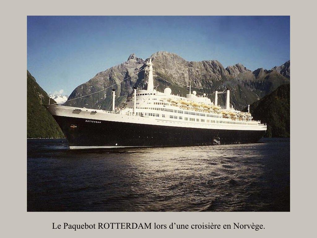PAQUEBOT DE LEGENDE LE ROTTERDAM.002