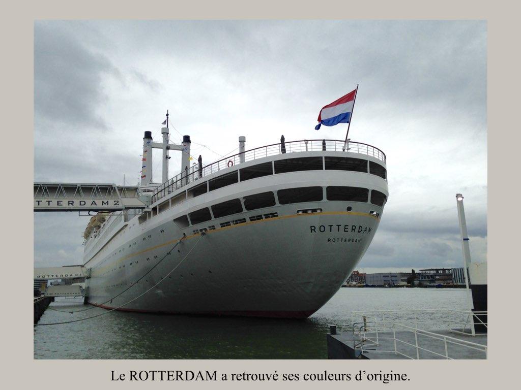 PAQUEBOT DE LEGENDE LE ROTTERDAM.009