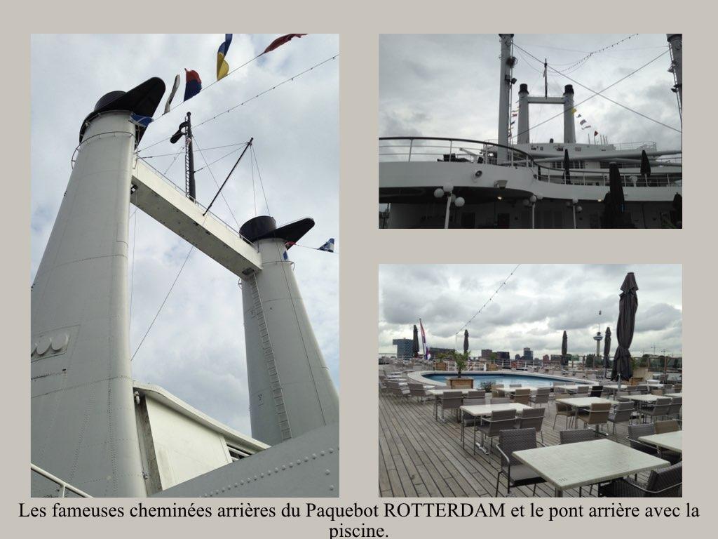PAQUEBOT DE LEGENDE LE ROTTERDAM.012