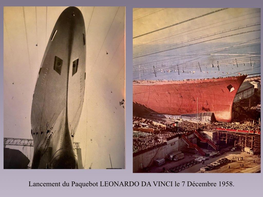 PAQUEBOT DE LEGENDE LEONARDO DA VINCI.005