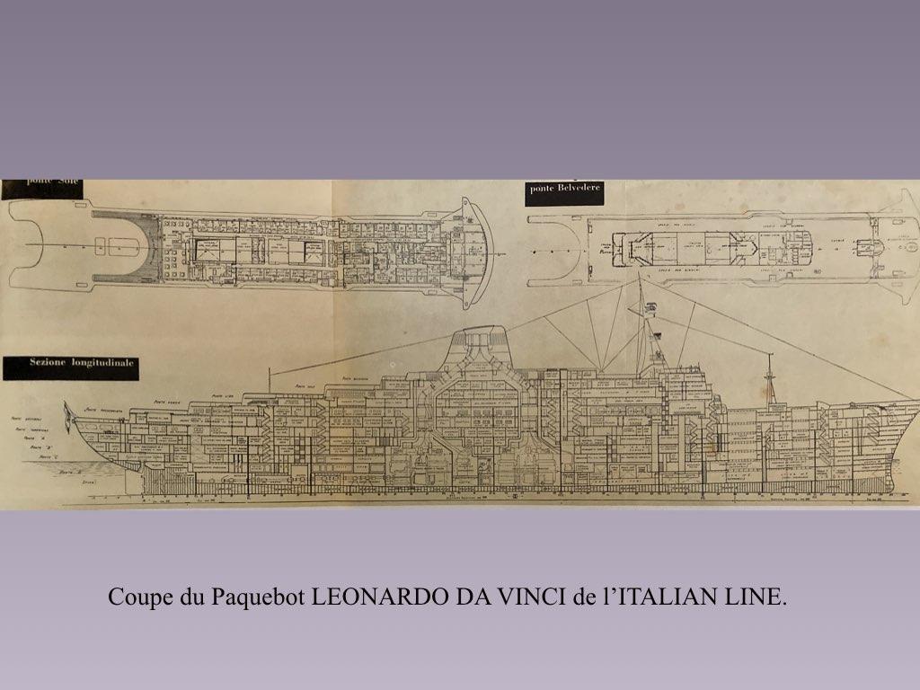 PAQUEBOT DE LEGENDE LEONARDO DA VINCI.010