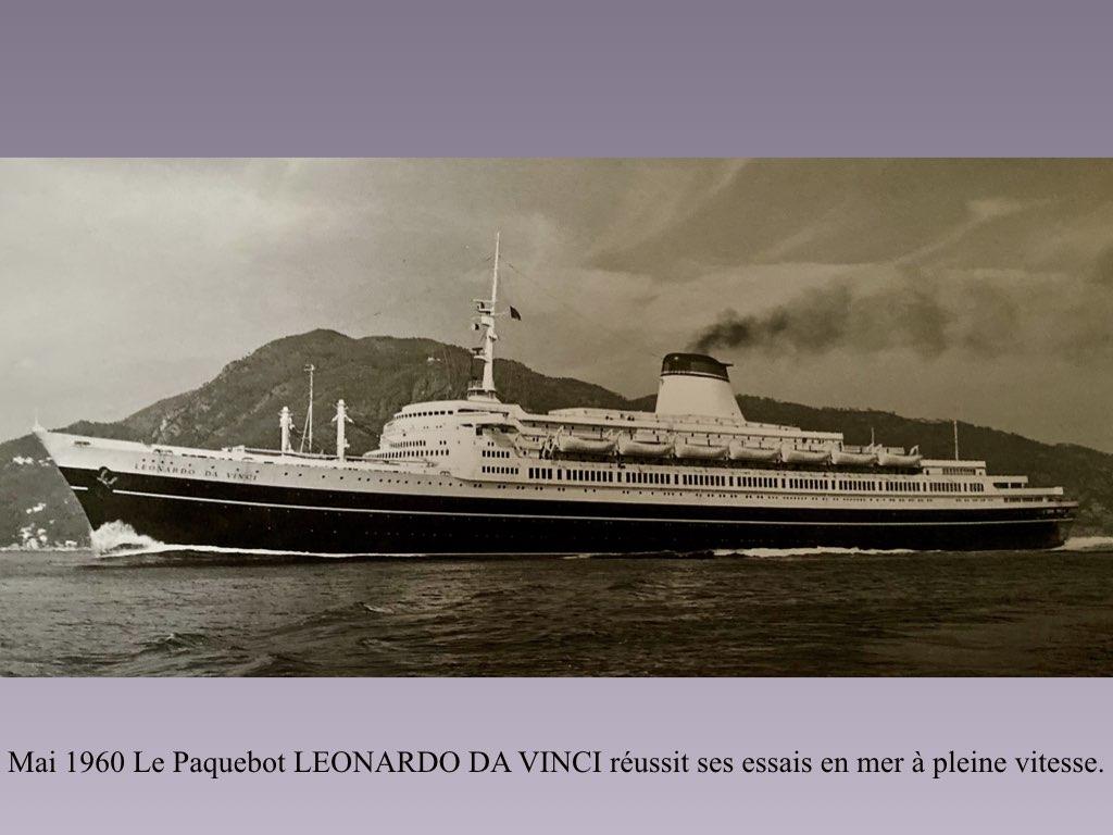 PAQUEBOT DE LEGENDE LEONARDO DA VINCI.015
