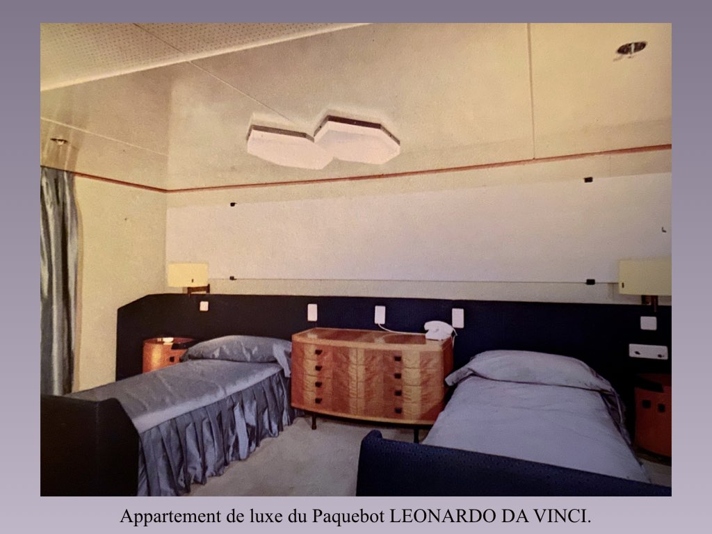 PAQUEBOT DE LEGENDE LEONARDO DA VINCI.020