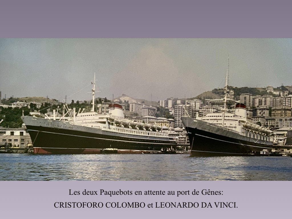 PAQUEBOT DE LEGENDE LEONARDO DA VINCI.031