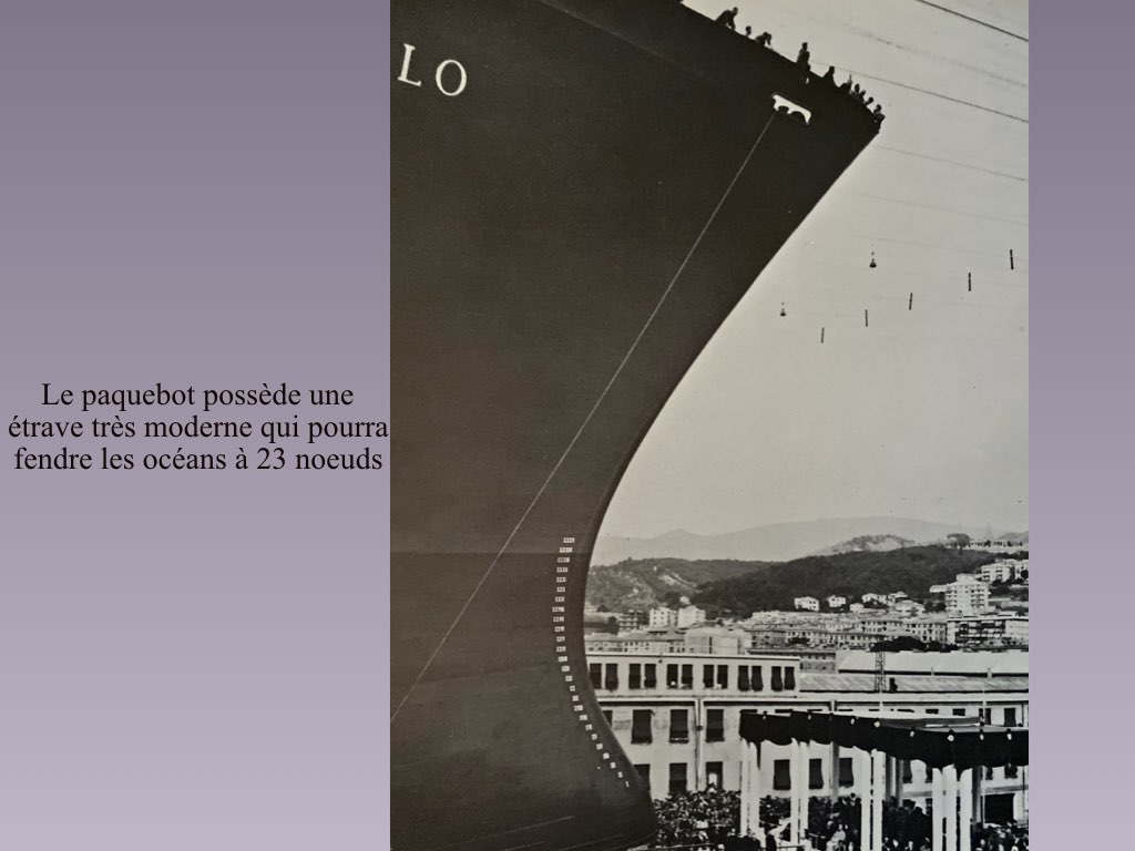 PAQUEBOT DE LEGENDE MICHELANGELO ET RAFFAELLO.009