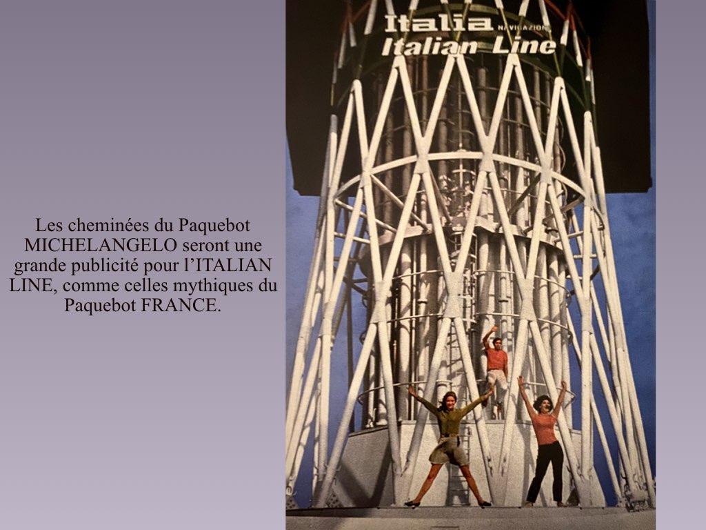 PAQUEBOT DE LEGENDE MICHELANGELO ET RAFFAELLO.020