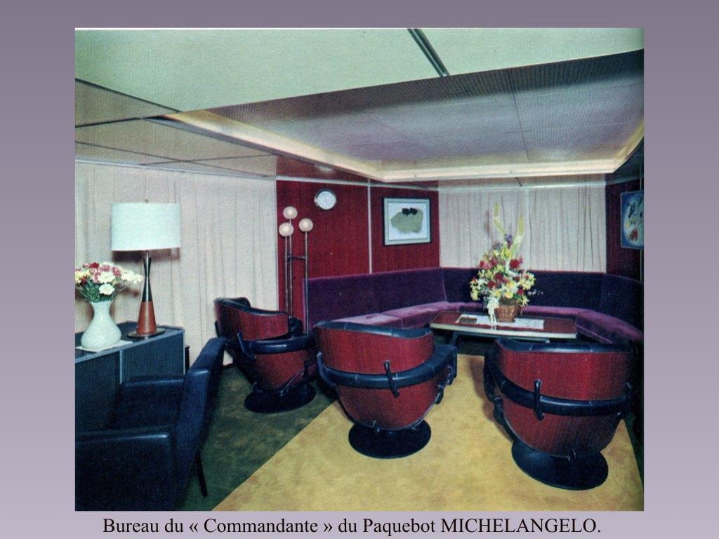 PAQUEBOT DE LEGENDE MICHELANGELO ET RAFFAELLO.059