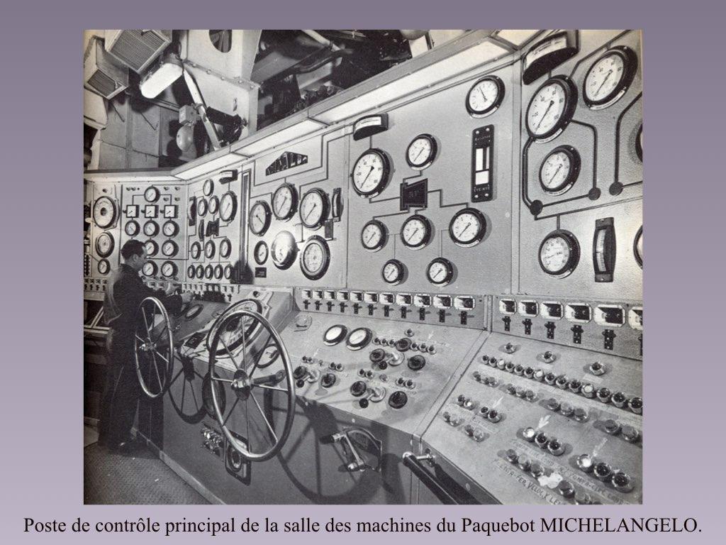 PAQUEBOT DE LEGENDE MICHELANGELO ET RAFFAELLO.061