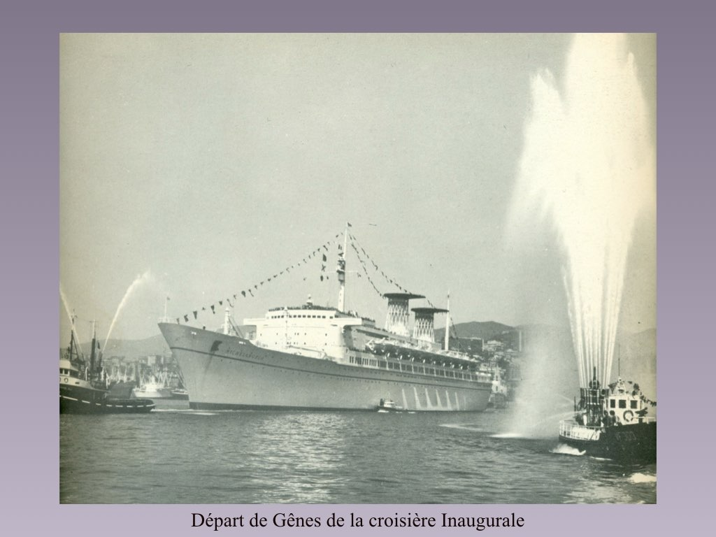 PAQUEBOT DE LEGENDE MICHELANGELO ET RAFFAELLO.066