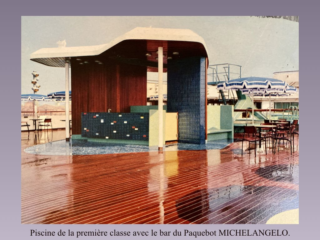 PAQUEBOT DE LEGENDE MICHELANGELO ET RAFFAELLO.075