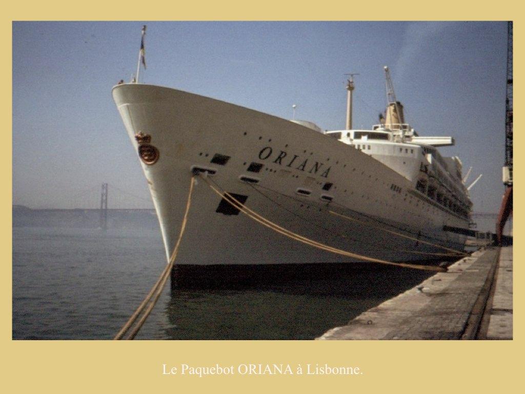 PAQUEBOT DE LEGENDE ORIANA.010