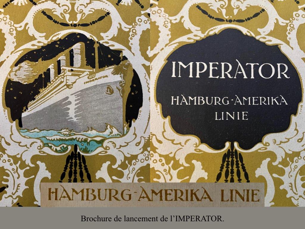 PAQUEBOT DE LEGENDE SS IMPERATOR.003
