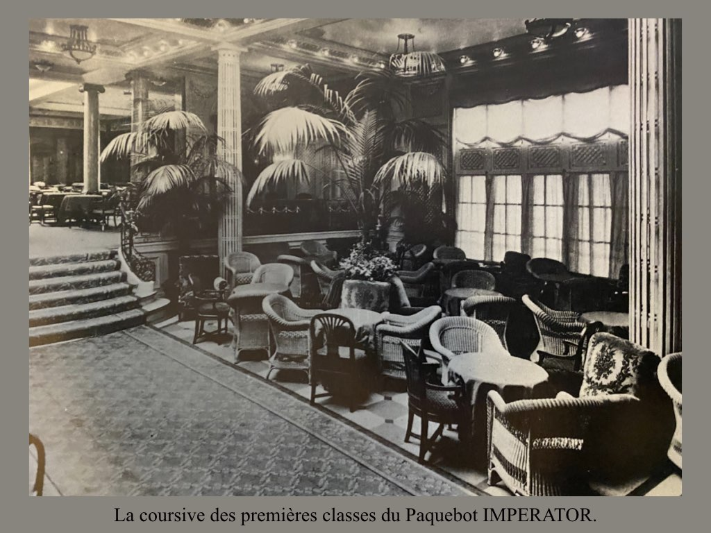 PAQUEBOT DE LEGENDE SS IMPERATOR.009