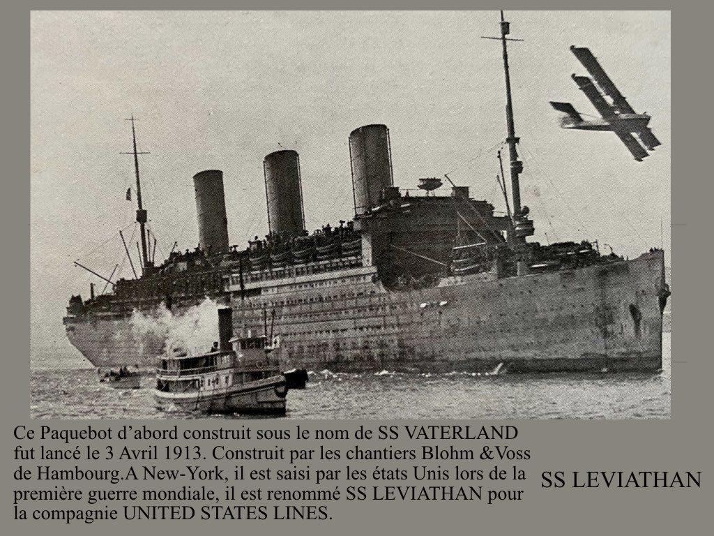 PAQUEBOT DE LEGENDE SS LEVIATHAN.001