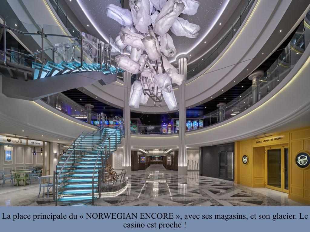 PAQUEBOT D_AUJOUD_HUI- NORWEGIAN ENCORE-NCL.009