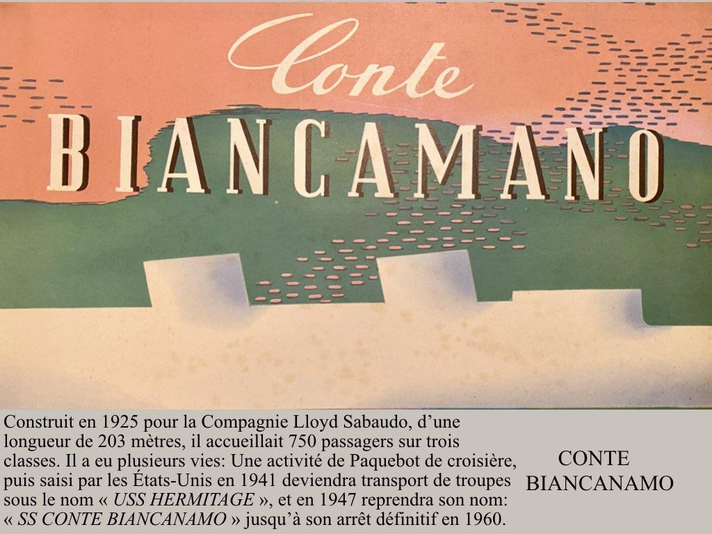 PAQUEBOT LEGENDE CONTE BIANCAMANO.001