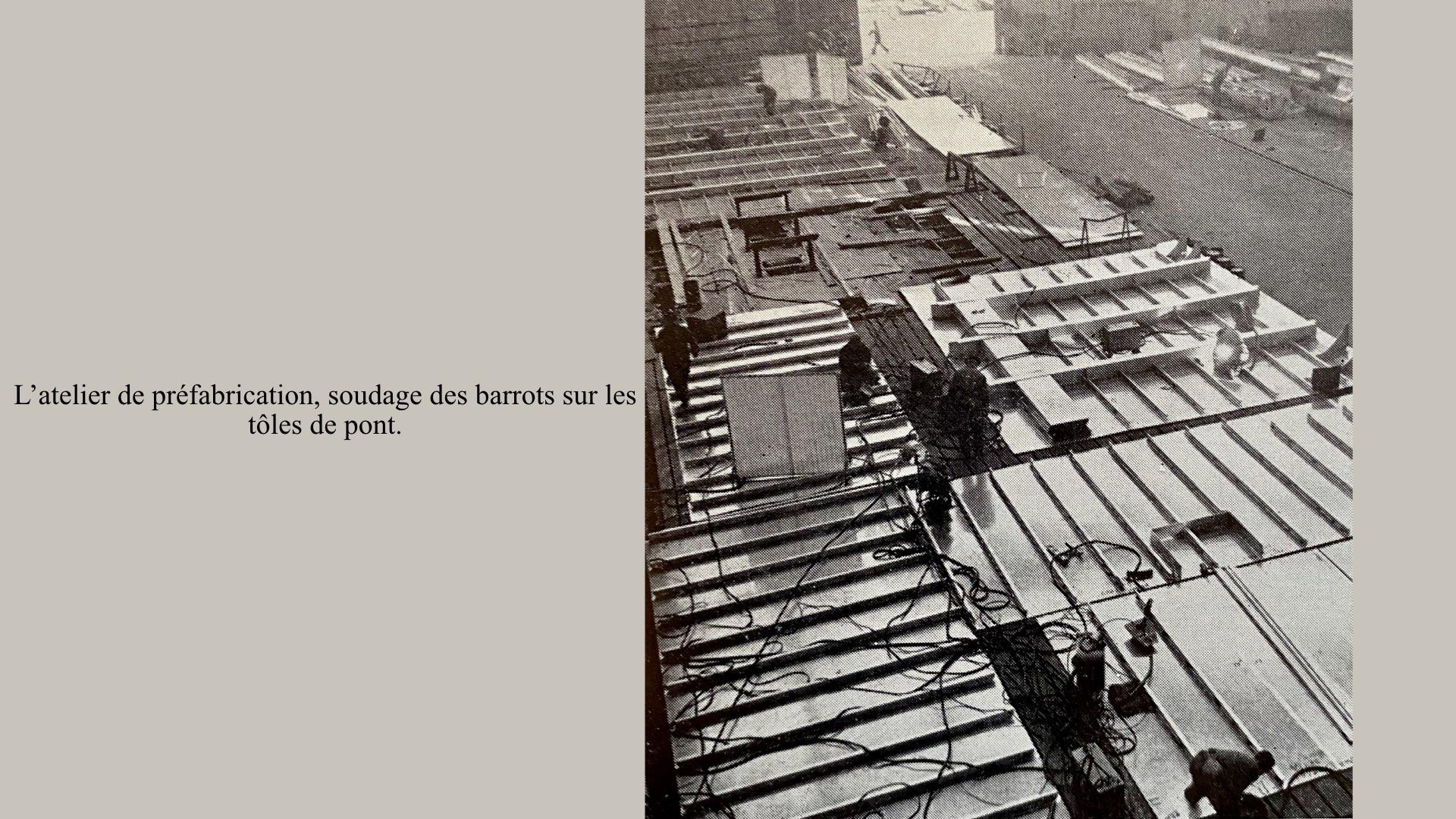 PAQUEBOT DE LÉGENDE-CONSTRUCTION DU SS FRANCE..004