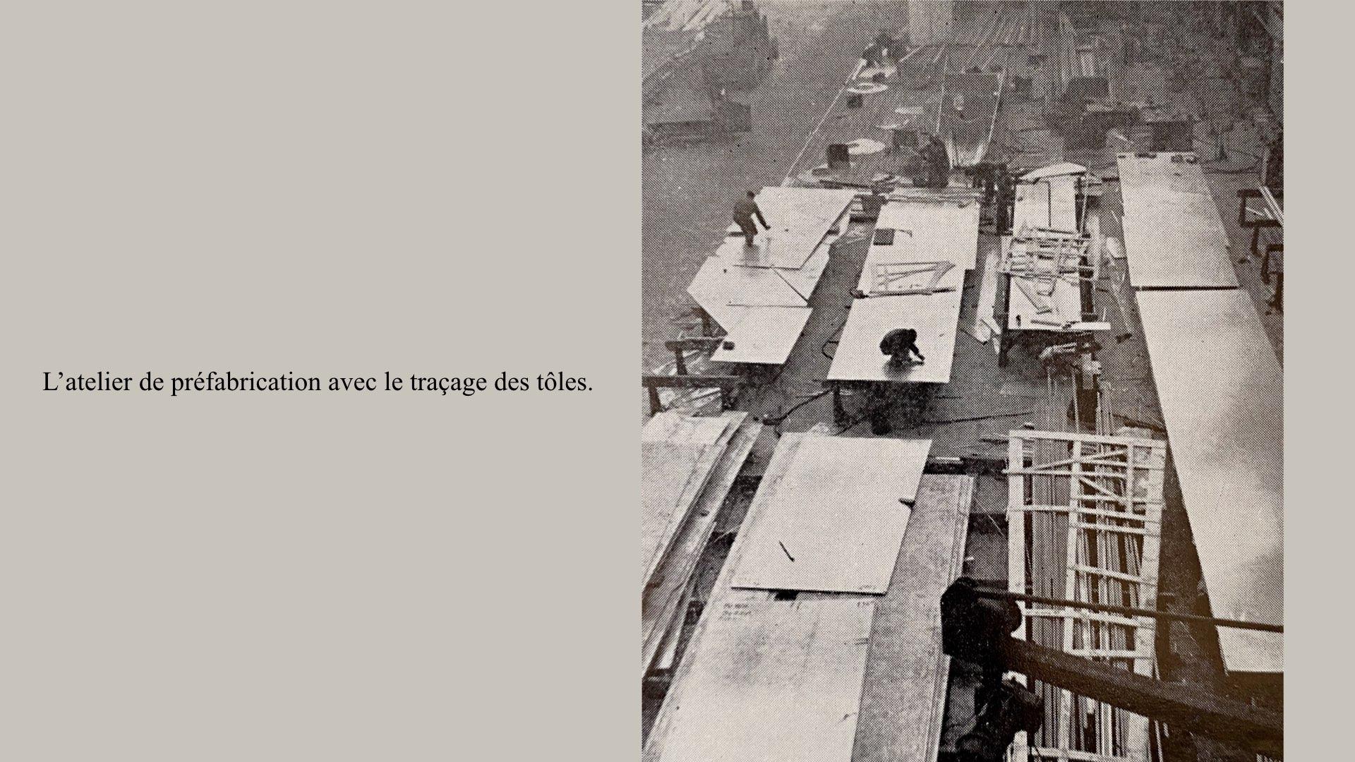 PAQUEBOT DE LÉGENDE-CONSTRUCTION DU SS FRANCE..005
