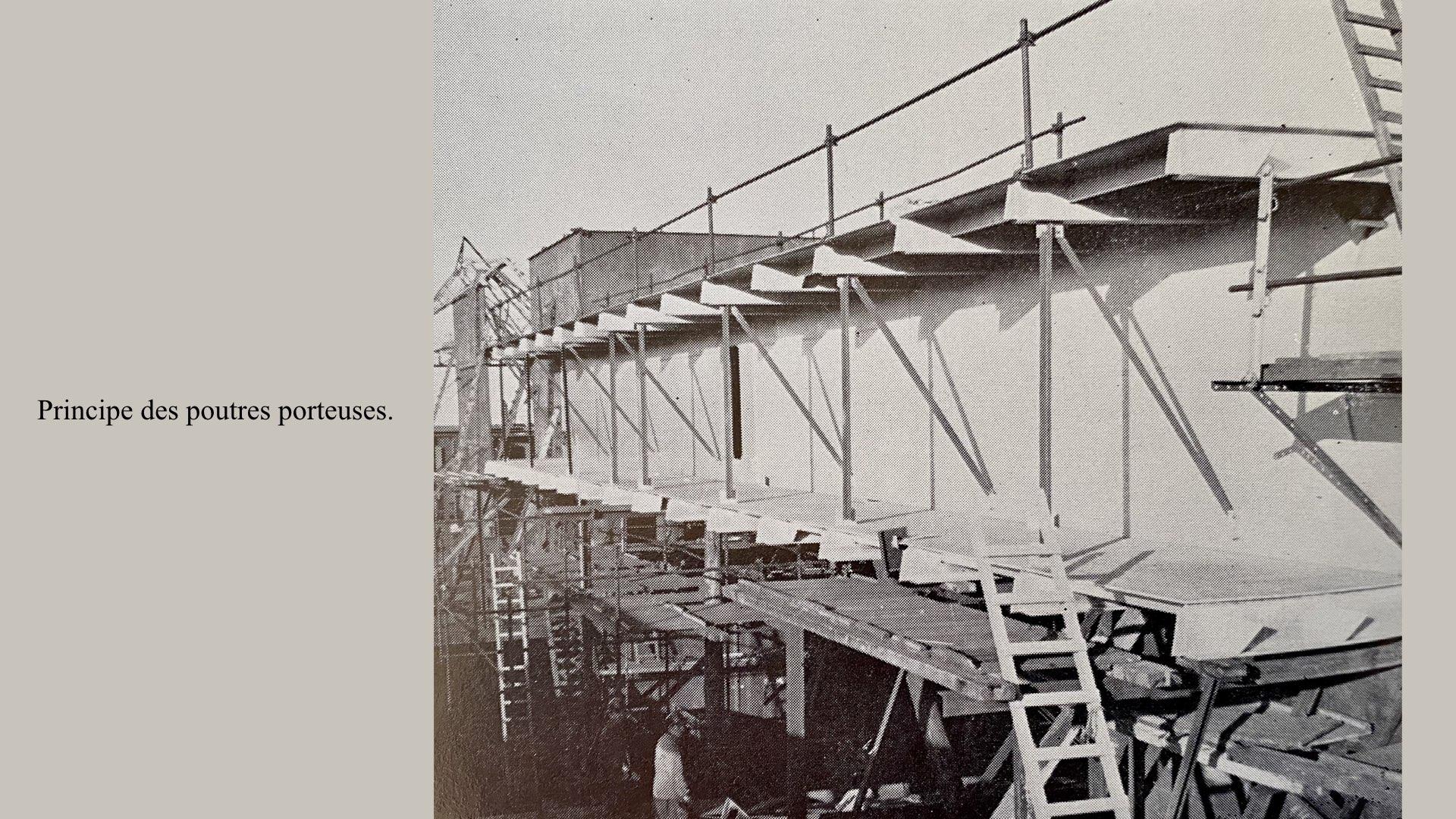 PAQUEBOT DE LÉGENDE-CONSTRUCTION DU SS FRANCE..006