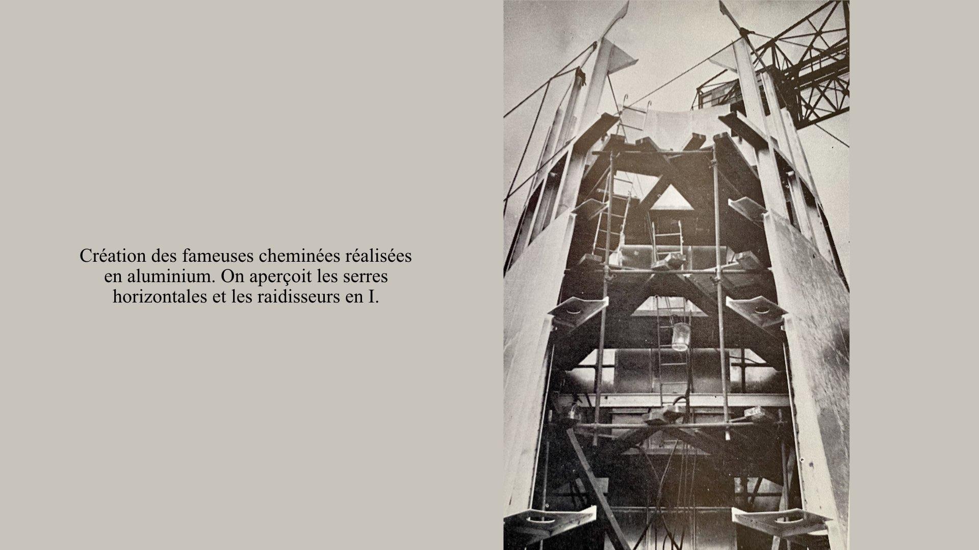 PAQUEBOT DE LÉGENDE-CONSTRUCTION DU SS FRANCE..010