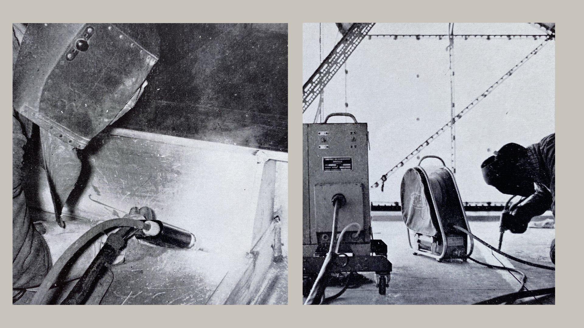 PAQUEBOT DE LÉGENDE-CONSTRUCTION DU SS FRANCE..023