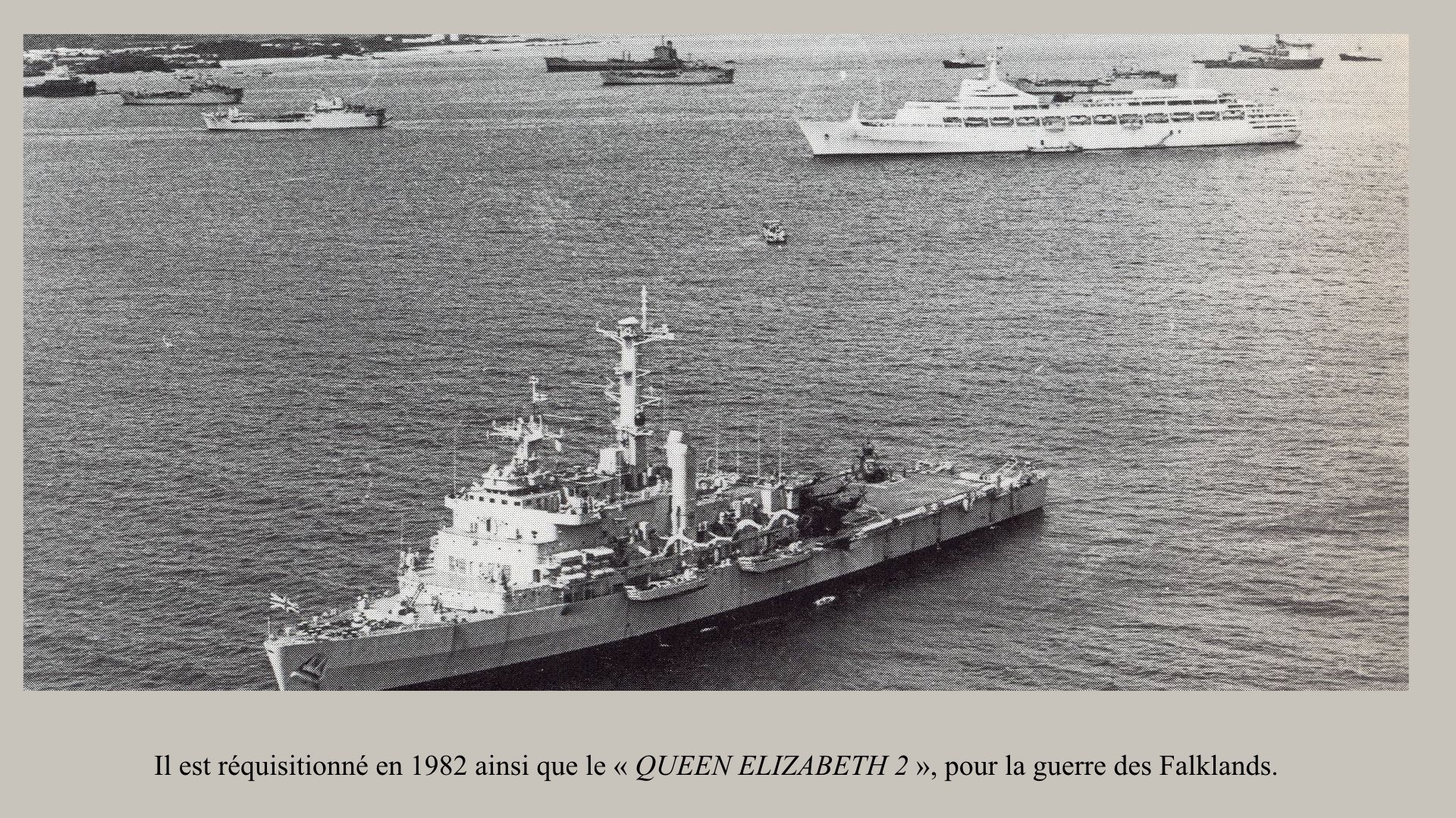 PAQUEBOT DE LÉGENDE- SS CANBERRA..021